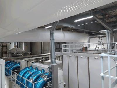 Comment ATC a accompagné un client pour un remodeling de son site  de conditionnement dans le secteur agroalimentaire?