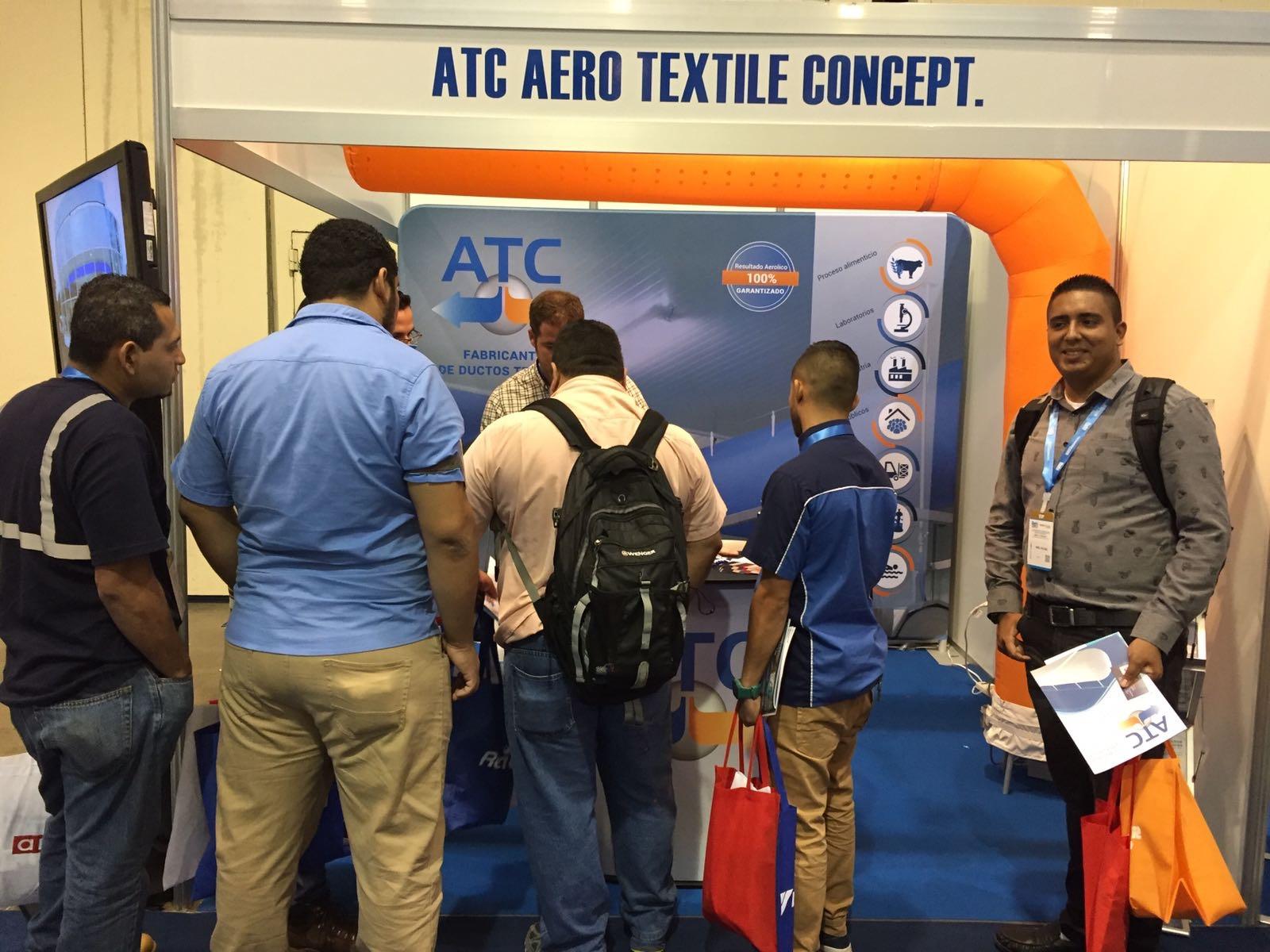 ATC presente en Expo RefriAmericas Panamá.