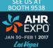 Inscríbete sin costo a la AHR Expo Las Vegas